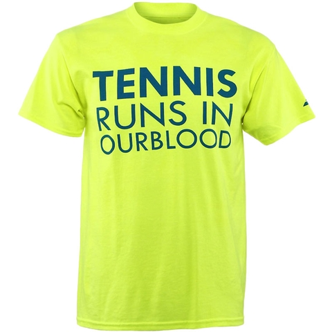 Babolat Runs In Our Blood Men's T- Shirt