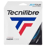 Tecnifibre ATP Razor Code 16 Tennis String Set Silver