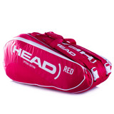 Head Red Monstercombi Tennis Bag