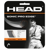 Head Sonic Pro Edge 16 Tennis String Set - Silver