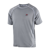 Fila Solid Men`s Crew Neck
