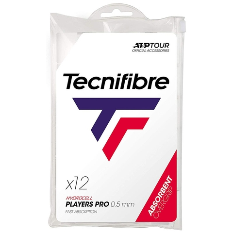 Tecnifibre Atp Pro Players 12 Pack Tennis Overgrip