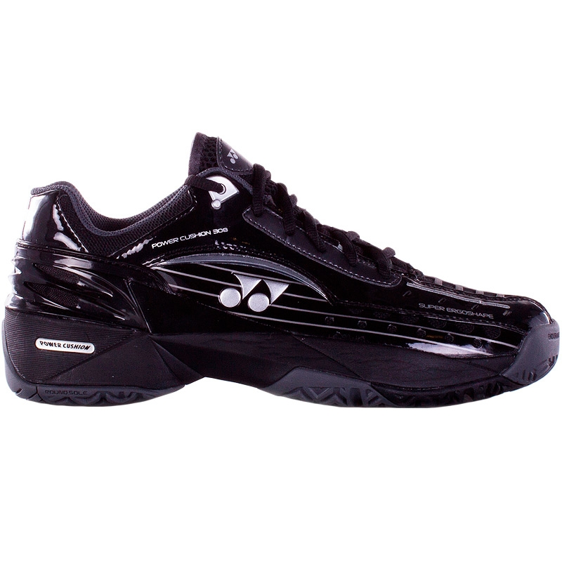 yonex power cushion 308 s tennis shoes black