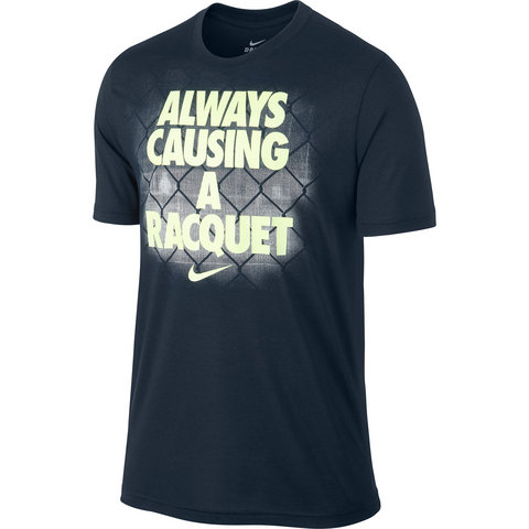 Nike Graphic Men's Tennis Tee