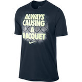 Nike Graphic Men`s Tennis Tee