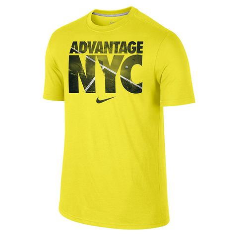 Nike Advantage Nyc Dfc Men's Tennis Tee