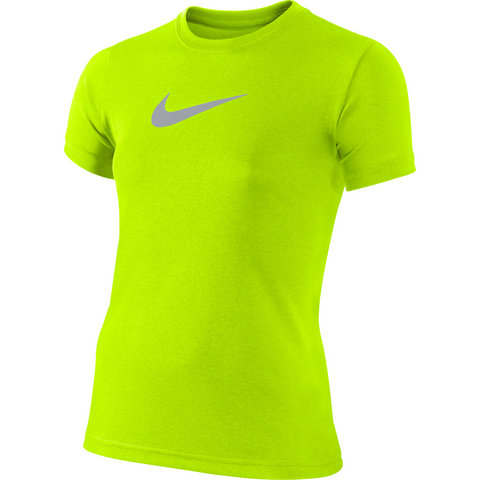 Nike Ss Legend Girl's Tennis Top