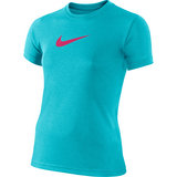 Nike SS Legend Girl`s Tennis Top