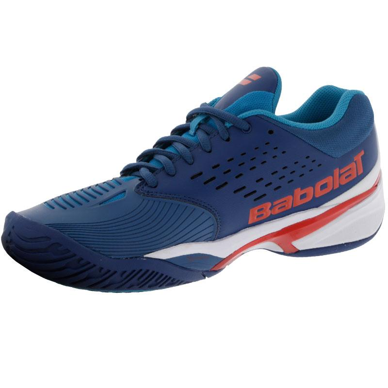 babolat sfx s tennis shoe blue