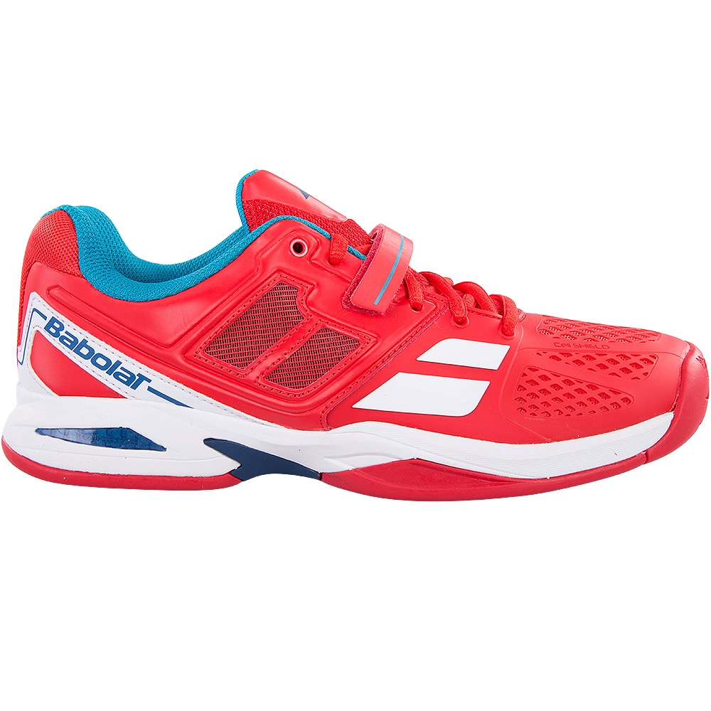 babolat propulse bpm junior tennis shoe