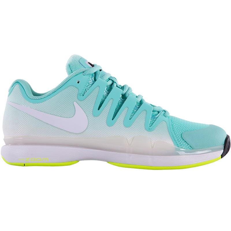 nike zoom vapor 9 5 tour s tennis shoe turquoise