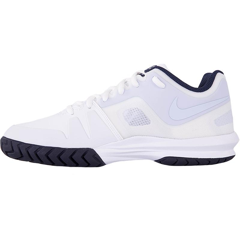 nike ballistec advantage s tennis shoe white obsidian