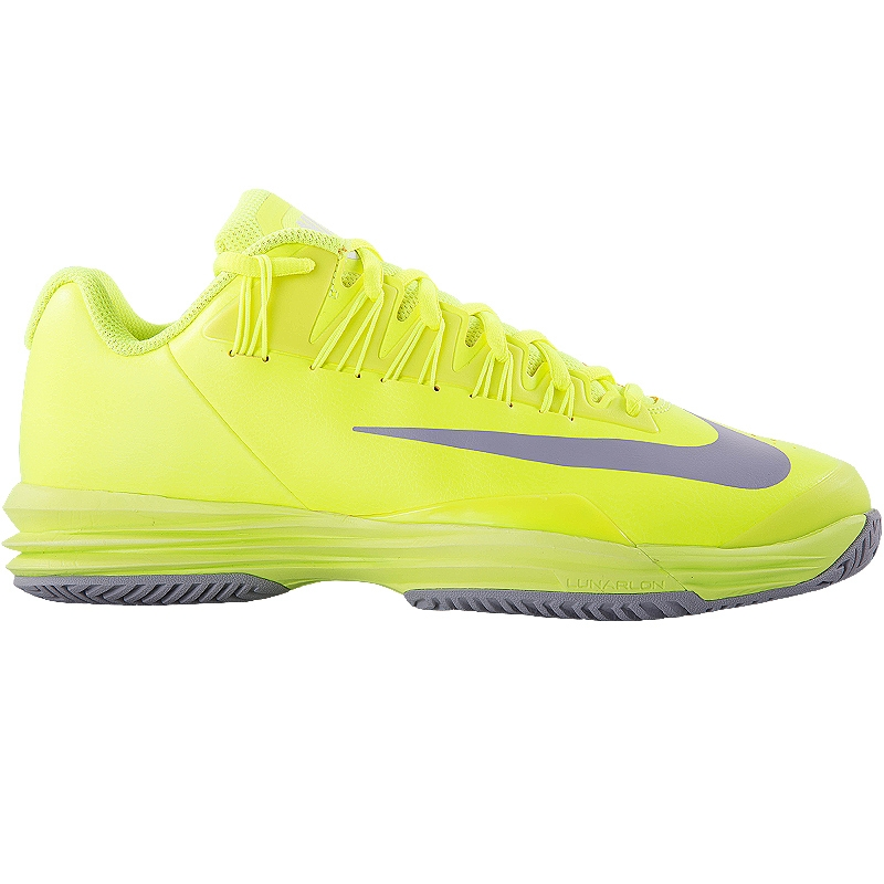 nike lunar ballistec 1 5 s tennis shoe volt white