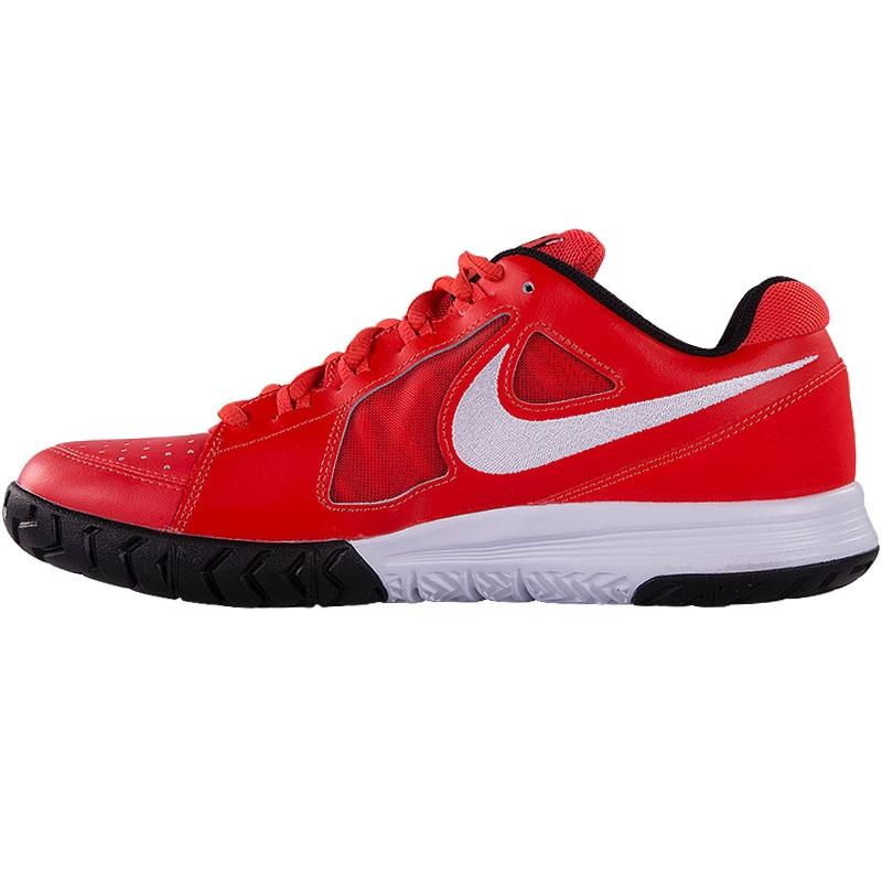 nike air vapor ace s tennis shoe orange white