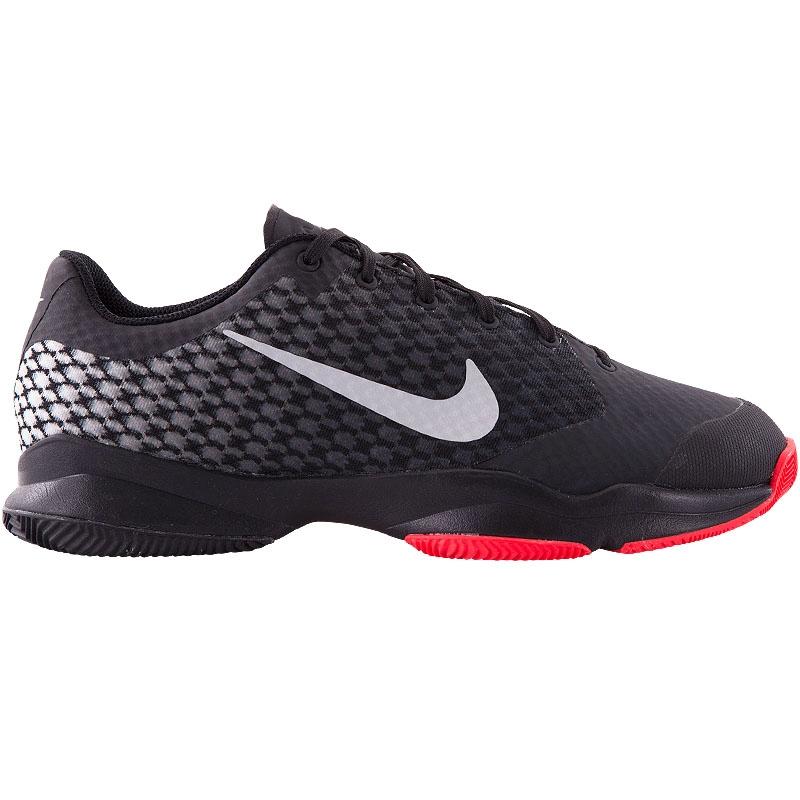 nike air huarache de courir - Nike Air Zoom Ultra Men's Tennis Shoe Black/silver