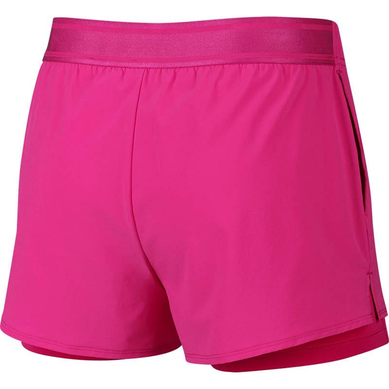 Nike Court Flex Women s Tennis Short Fuchsia 5d8c5d1b0