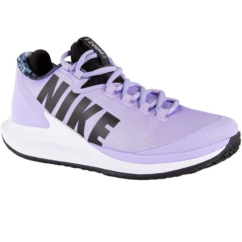 Nike Air Zoom Zero Women S Tennis Shoe Purple Black