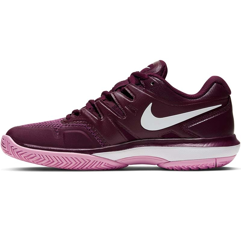 grado imán trono  Nike Air Zoom Prestige Women's Tennis Shoe Bordeaux/pink