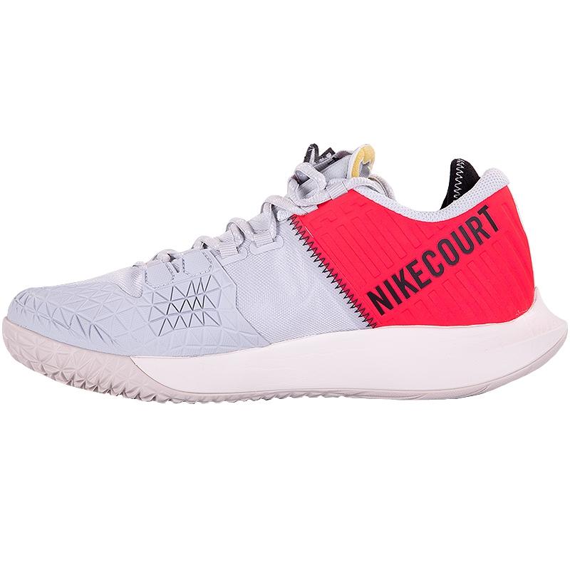 165503ec2878 Nike Air Zoom Zero Men s Tennis Shoe Platinum black
