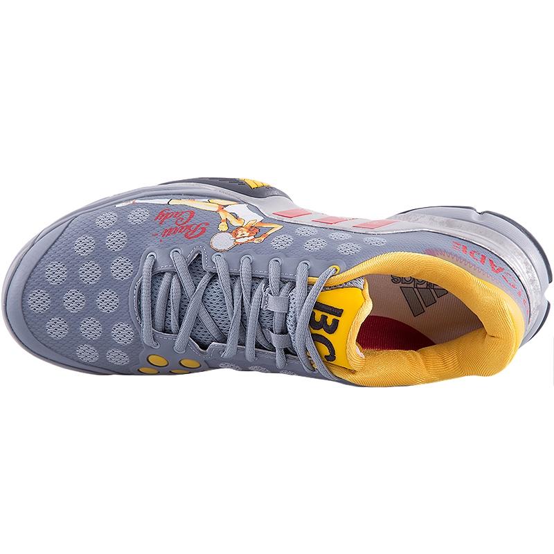 Adidas Barricade  Lucky Lady Men S Tennis Shoe