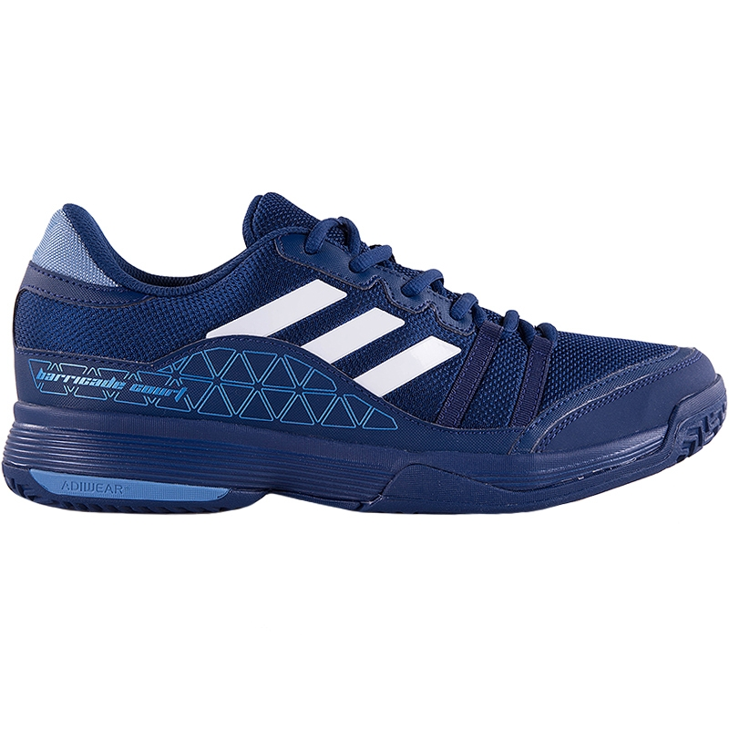 Adidas Men S Barricade Court  Tennis Shoe