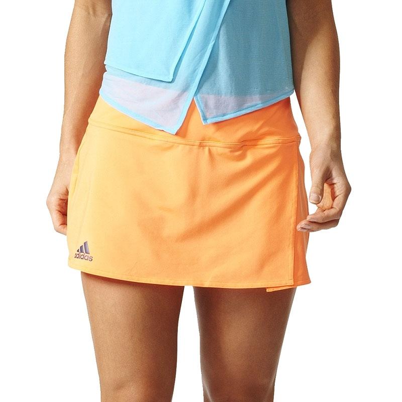 Orange Tennis Skirt 11