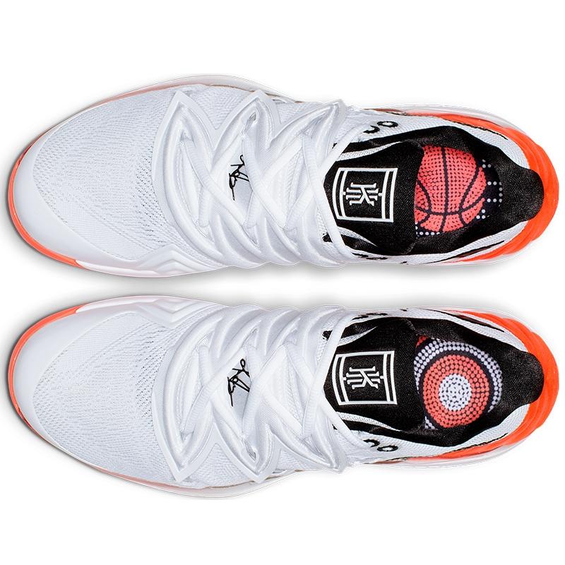 b75e9acf1d03 Nike Air Zoom Vapor X Kyrie Irving Flytrap Men's Tennis Shoe White/black
