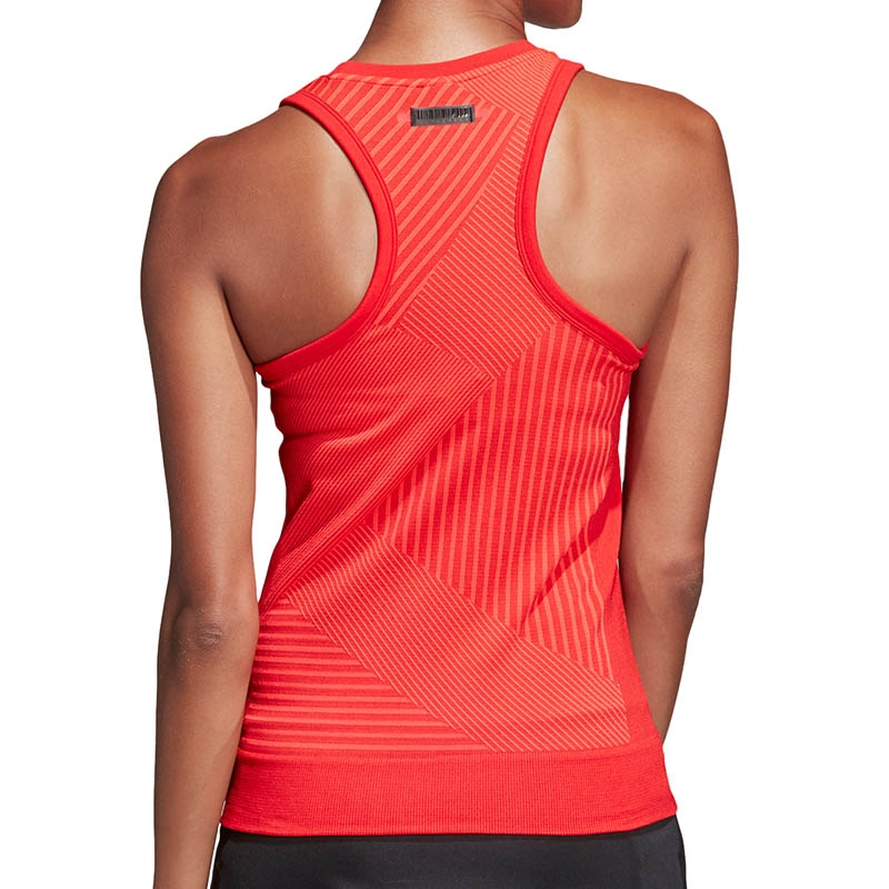 61208e061b73c Adidas Matchcode Women s Tennis Tank Scarlet