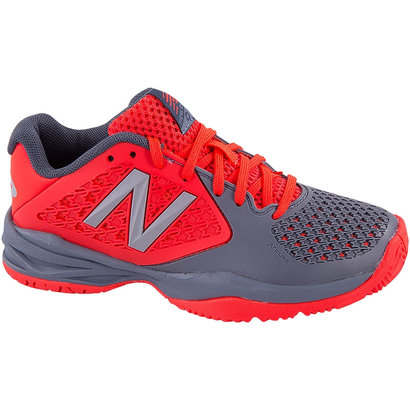 Orange New Balance Tennis Shoes