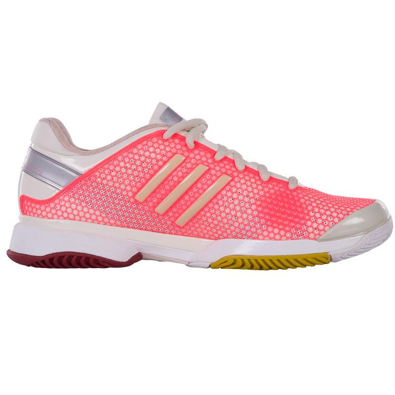 adidas barricade stella mccartney s tennis shoe pink
