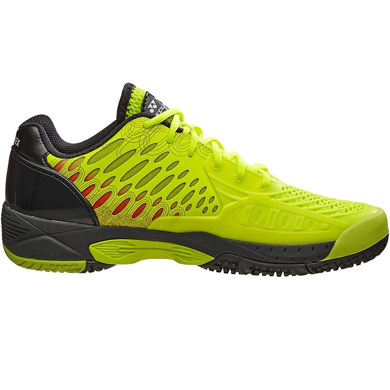 yonex power cushion eclipsion cl s tennis shoe yellow