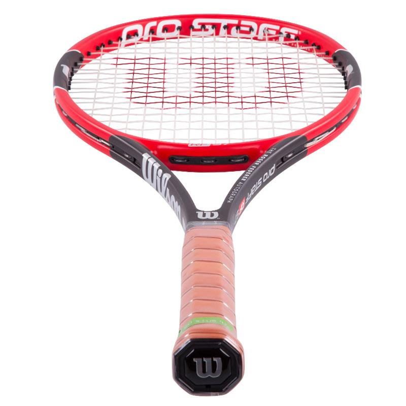 wilson pro staff rf 97 autographed tennis racquet. Black Bedroom Furniture Sets. Home Design Ideas