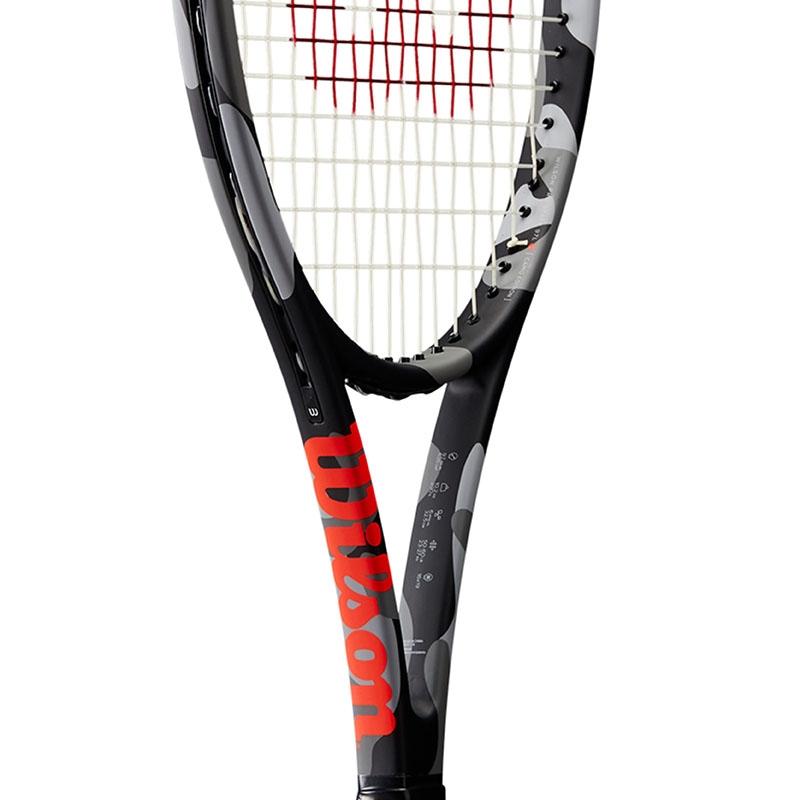 61768cacb Wilson Pro Staff 97L CV Black Camo Tennis Racquet .
