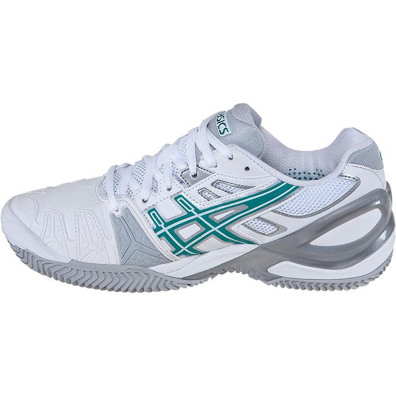 Asics Gel Resolution 5 Clay Women s Tennis Shoes