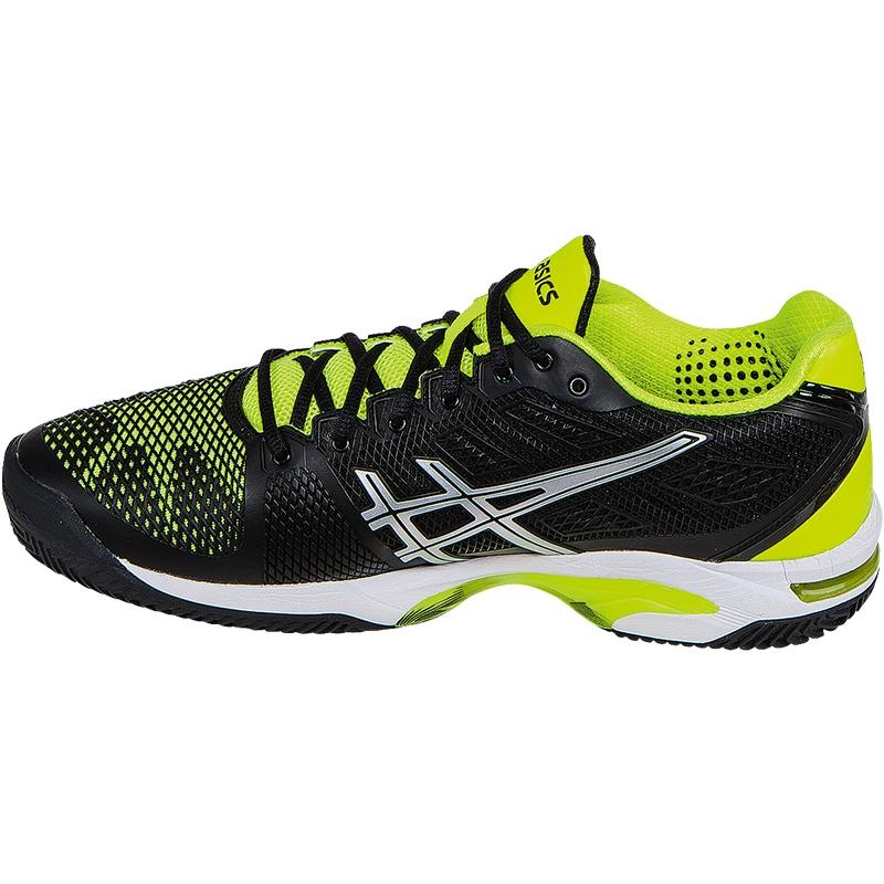 asics mens gel-solution speed 2 clay tennis shoe