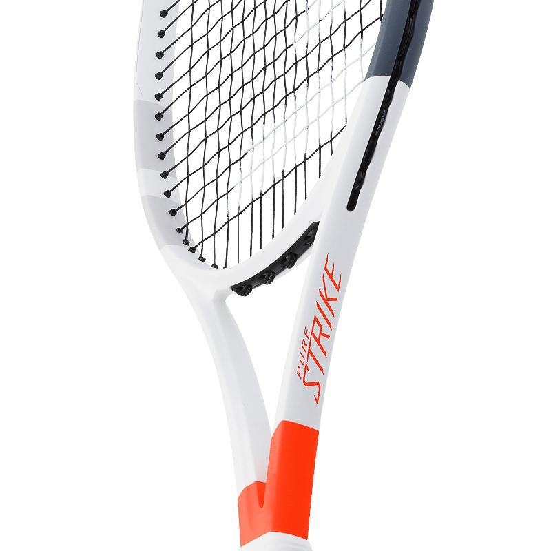 1aca6f99e Babolat Pure Strike 100 Tennis Racquet .