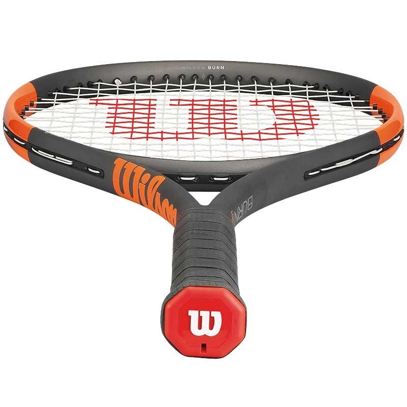 wilson burn 100uls cv tennis racquet