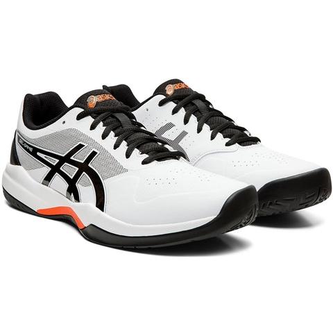 comerciante Oxido Arrepentimiento  Asics Gel Game 7 Men's Tennis Shoe White/black