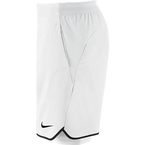 Hassy deficiencia Favor  Nike Gladiator 2 In 1 Men's Tennis Short White/black