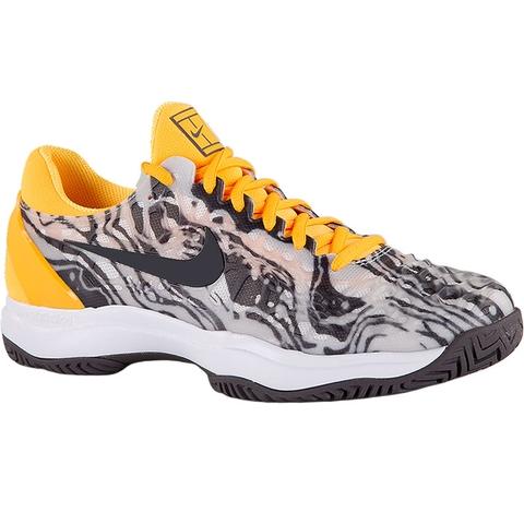 Nike Zoom Cage 3 Junior Tennis Shoe
