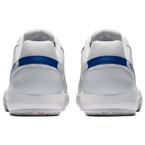 Nike Air Zoom Resistance Men s Tennis Shoe Grey blue a882a93967e