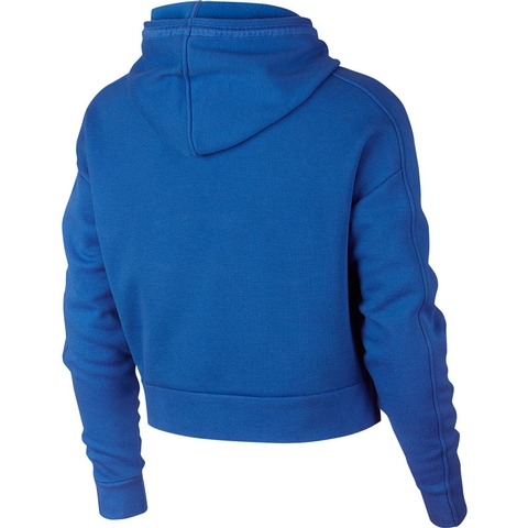 6c741265f46c Nike Court Women s Tennis Hoodie Signalblue
