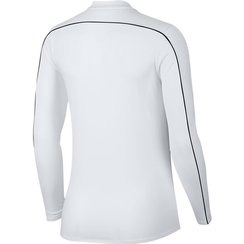 6d95f3ff Nike Court Dry Long Sleeve Women's Tennis Top White/black