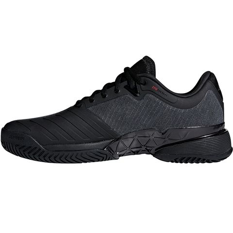 Adidas Barricade 2018 Limited Edition Men's Tennis Shoe Black