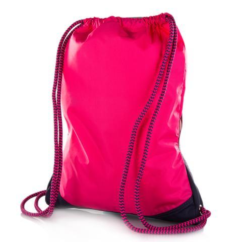Nike Varsity Girl S Gymsack Bag Pink Grey