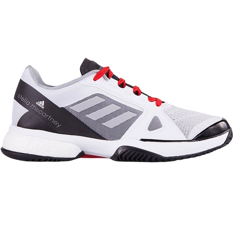 21ee7b7f336954 Adidas barricade boost womens tennis shoe white red jpg 480x480 Womens  tennis shoes