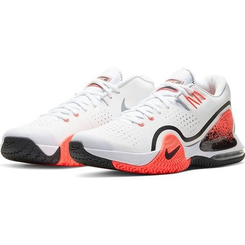 Nikecourt Tech Challenge 20 Men's Tennis Shoe White/lava