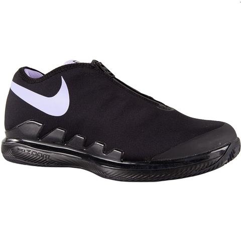 Nike Air Zoom Vapor X Glove CLAY Women's Tennis Shoe Black/purple