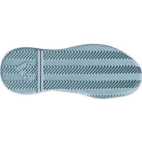 f5fa41f3c Adidas Adizero Defiant Bounce Women s Tennis Shoe White grey