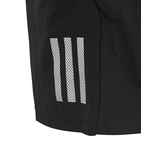 50a2bf02d Adidas Club 3 Stripes Boy's Tennis Short Black/white